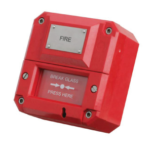 ATEX IP66/67 Manual Call Point